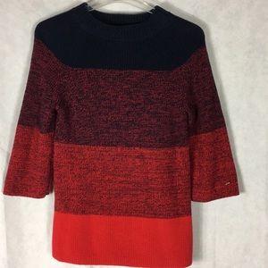 Tommy Hilfiger tunic like sweater size large